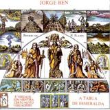 Cd Jorge Ben Jor   A Tabua De Esmeralda   1974