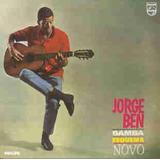 Cd Jorge Ben Jor   Samba Esquema Novo 1963