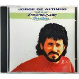 Cd Jorge Do Altinho   Série Popular Brasileira   Bc