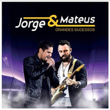 Cd Jorge E Mateus   Grandes Sucessos   Lacrado