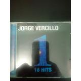 Cd Jorge Vercilo 1   16 Hits