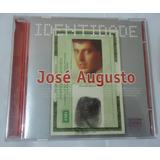 Cd Jose Augusto   Identidade