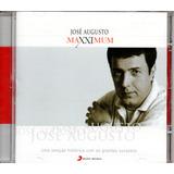 Cd José Augusto   Maxximum   Sucessos
