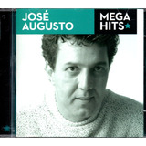 Cd José Augusto   Mega Hits