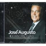 Cd José Augusto   Quantas Luas