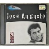 Cd Jose Augusto Millennium Musicas Sec Xx   B2