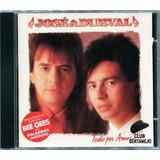 Cd José Y Durval 1993   Espanhol   Chitãozinho E Xororó