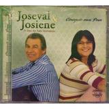 Cd Joseval E Josiane Obrigado Meu Povo Raiz Sertaneja Lacrad