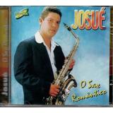 Cd Josué   O Sax Romântico