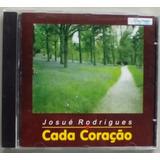 Cd Josué Rodrigues   Cada Coração