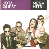 Cd Jota Quest   Mega Hits   Novo
