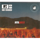 Cd Jota Quest Mtv Ao Vivo   Novo Lacrado Digipack