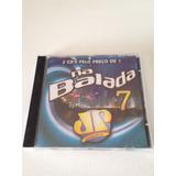 Cd Jovem Pan Na Balada Volume 7   Original