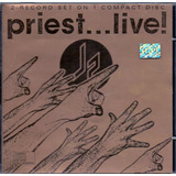 Cd Judas Priest   Live   Novo