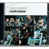 Cd Judas Priest   Seleção Essencial   Grandes Sucessos