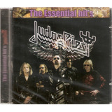 Cd Judas Priest   The Essential Hit s   Novo Lacrado