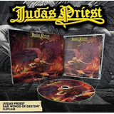 Cd Judas Priest Sad Wings Of Destiny   Relançamento 2020