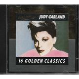 Cd Judy Garland Unforgettable 16 Golden Classics