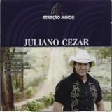 Cd Juliano Cezar Grandes Sucessos Digipak