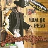 Cd Juliano Cezar O Cowboy Vagabundo   Vida De Peao