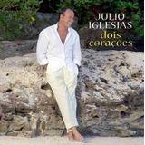Cd Julio Iglesias   Dois Corações