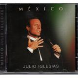 Cd Julio Iglesias   México