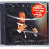 Cd Julio Iglesias México Original Lacrado