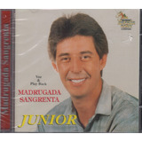 Cd Júnior   Madrugada Sangrenta   Bônus Playback