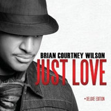 Cd Just Love Deluxe Edition   Brian Courtney