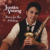Cd Justin Young Home For The Holidays