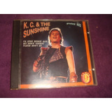 Cd K c & The Sunshine Band   Greatest Hits   Made In Eec
