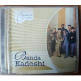 Cd Kadoshi Seleção De Ouro