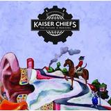 Cd Kaiser Chiefs The Future Is Medieval Novo Lacrado