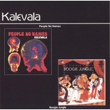 Cd Kalevala      People No Names   Boogie Jungle