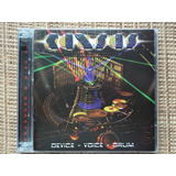 Cd Kansas   Device   Voice   Drum   2 Cds