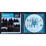 Cd Kansas Mega Hits Best Frete Gratis