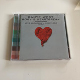 Cd Kanye West 808s & Heartbreak Novo  Sem Lacre