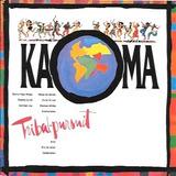Cd Kaoma Tribal Pursuit Loalva Braz Lambada Música Latina