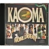 Cd Kaoma Worldbeat Lambada 1989 1ª Edições   D2