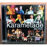 Cd Karametade Ao Vivo   2000