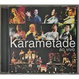 Cd Karametade Ao Vivo   D3