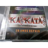 Cd Kaskatas Original Funk Music 20 Anos Depois  Ritmo Quente