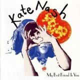 Cd Kate Nash   My Best Friend Is You   Novo