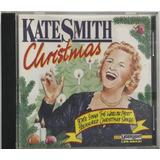 Cd Kate Smith Christmas Importado   A2
