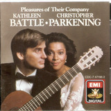 Cd Kathleen Battle & Christopher Parkening   Novo