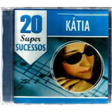 Cd Kátia   20 Super Sucessos