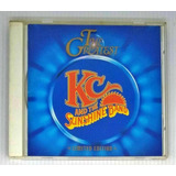 Cd Kc And The Sunshine Band The Greatest   Importado