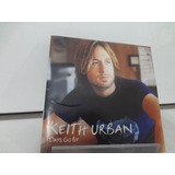 Cd Keith Urban   Days Go By