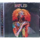 Cd Kelis   Kaleidoscope   Gaught Out There   Cd Importado
