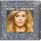 Cd Kelly Clarkson   Greatest Hits Chapter One   Novo